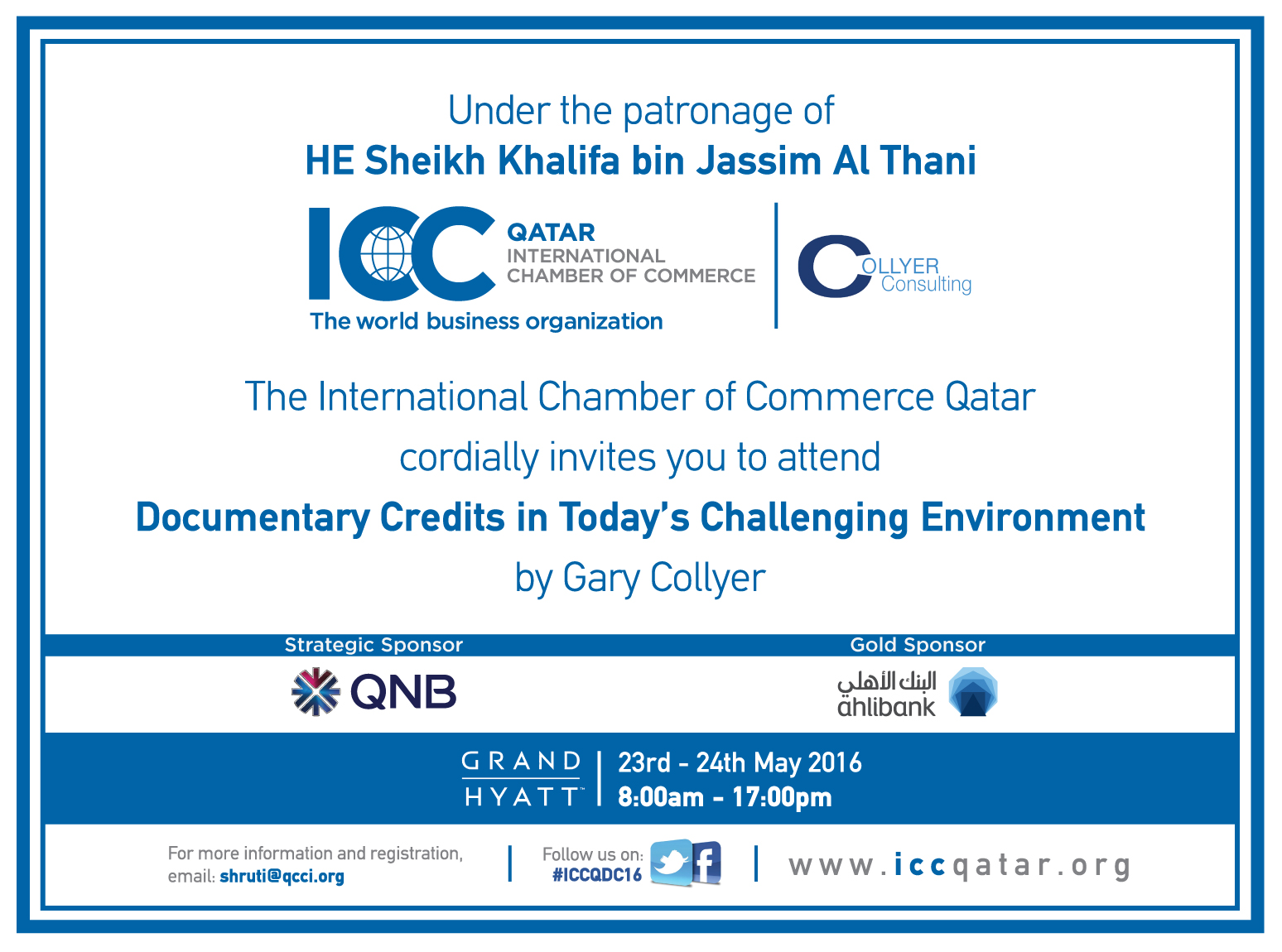 Documentary Credits in Today's Challenging Environment- by Gary Collyer