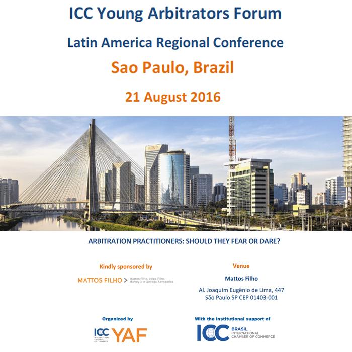 ICC YAF: Latin America Regional Conference 2016