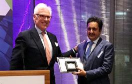 Qatar Chamber chairman receives ICC 'Merchant of Peace' award