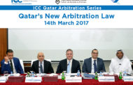 "ICC Qatar in association with Sultan Al Abdulla & Partners held panel discussion on ""Qatar's New Arbitration Law"""