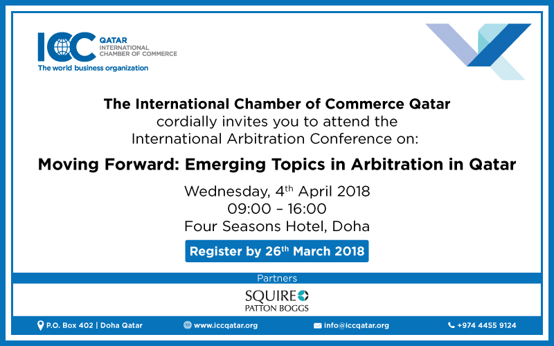 Moving Forward: Emerging Topics in Arbitration in Qatar